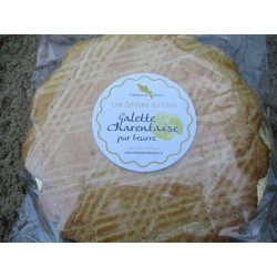 galette charentaise pur beurre